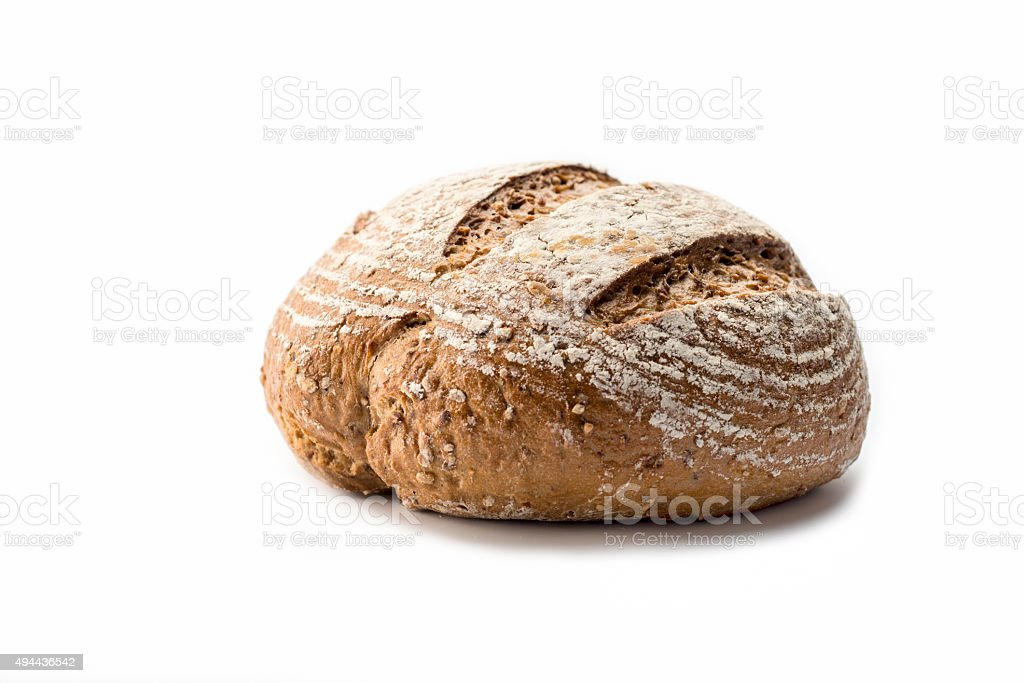 Pan artesanal - foto de stock