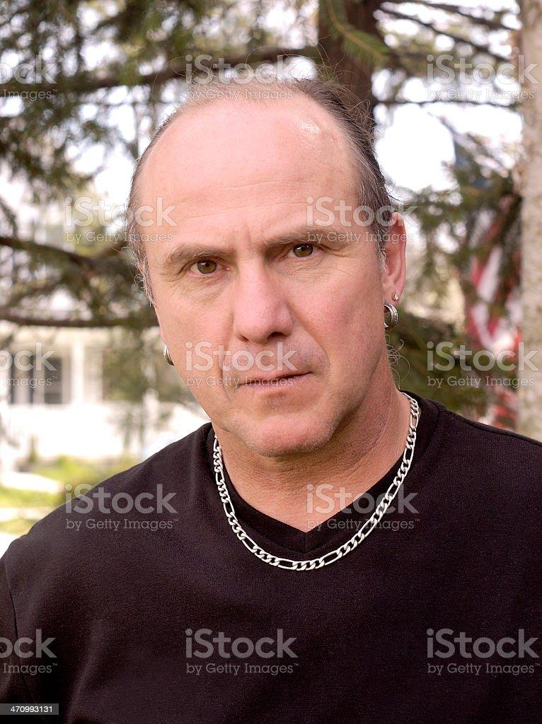 artisan guy royalty-free stock photo