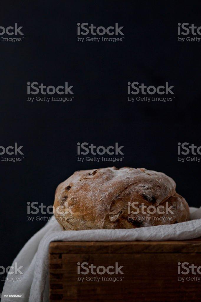 Artisanal Bread stock photo