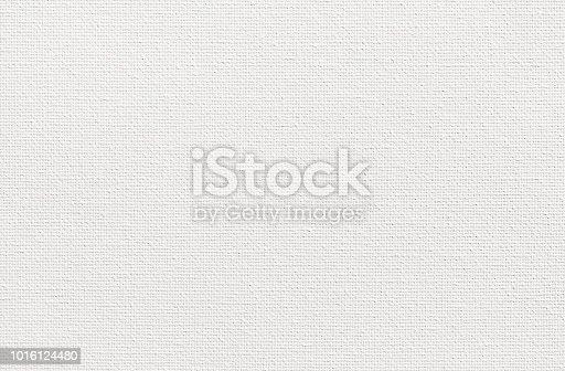 Close-up of an artist canvas texture