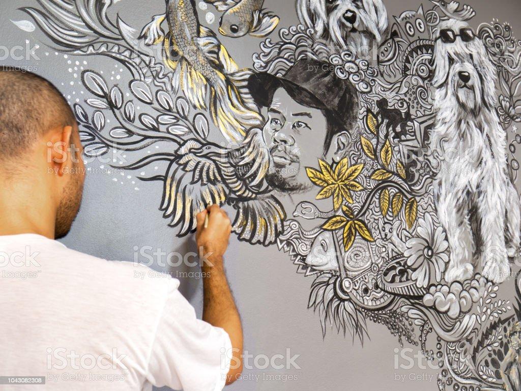 Photo Libre De Droit De Artiste Peinture Styles Gratuits