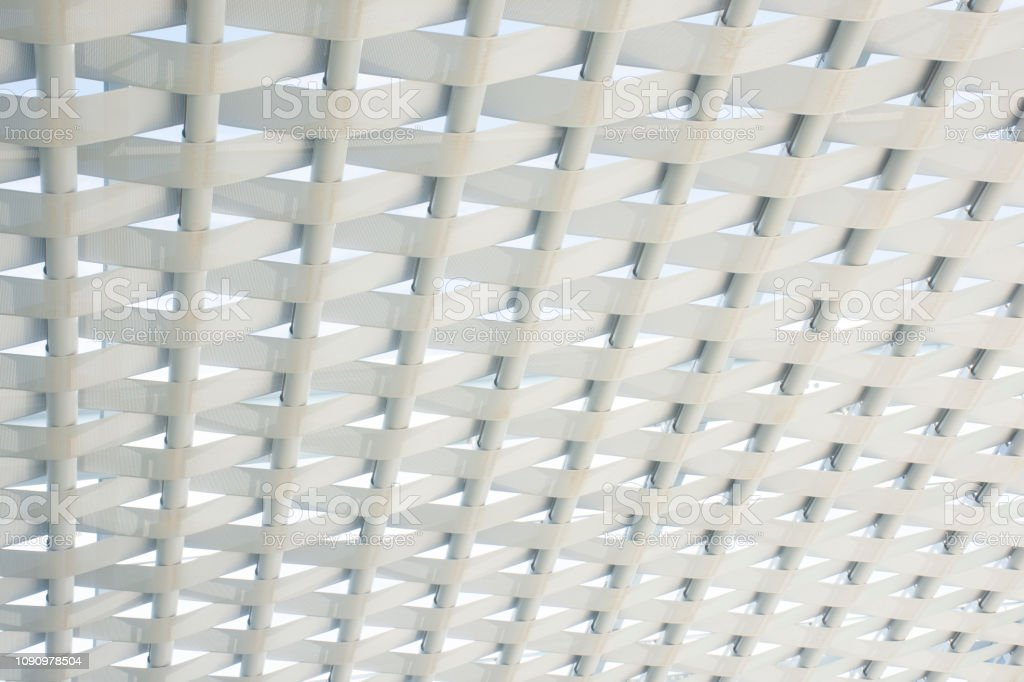 artistic ceiling texture stock photo