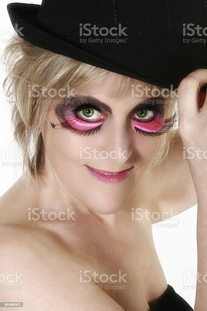 Artistic Cosmetics royalty-free stock photo