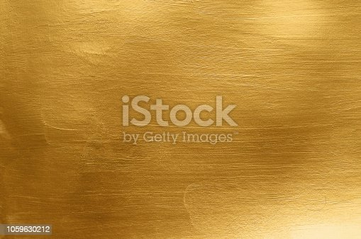 istock Artistic gold metal texture 1059630212