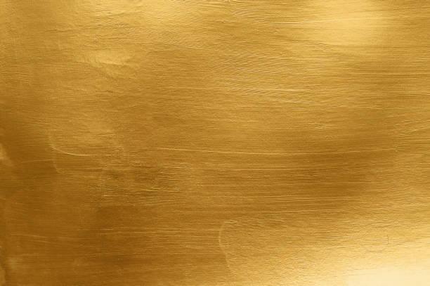 textura de metal ouro artística - dourado - fotografias e filmes do acervo