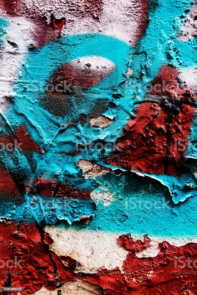 Artistic Graffiti abstract background for your text or image stock photo