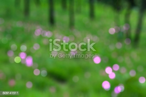 istock Artistic style - Defocused abstract texture background for your 509141511