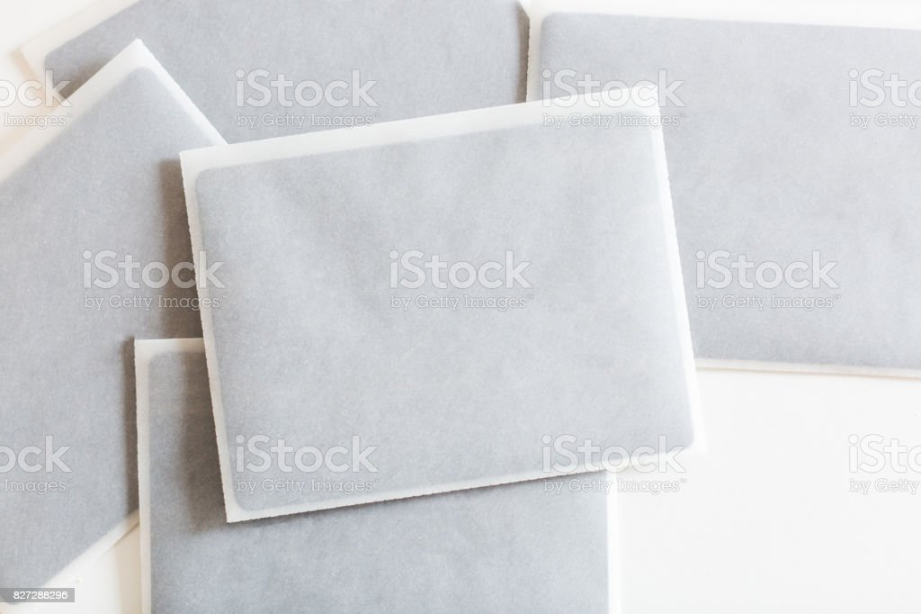 arts and crafts congratulation decorating concept lots of white