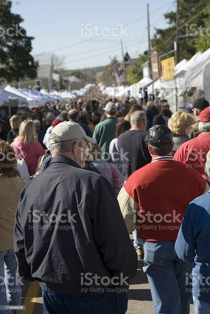 Arts and Crafts Festival stock photo