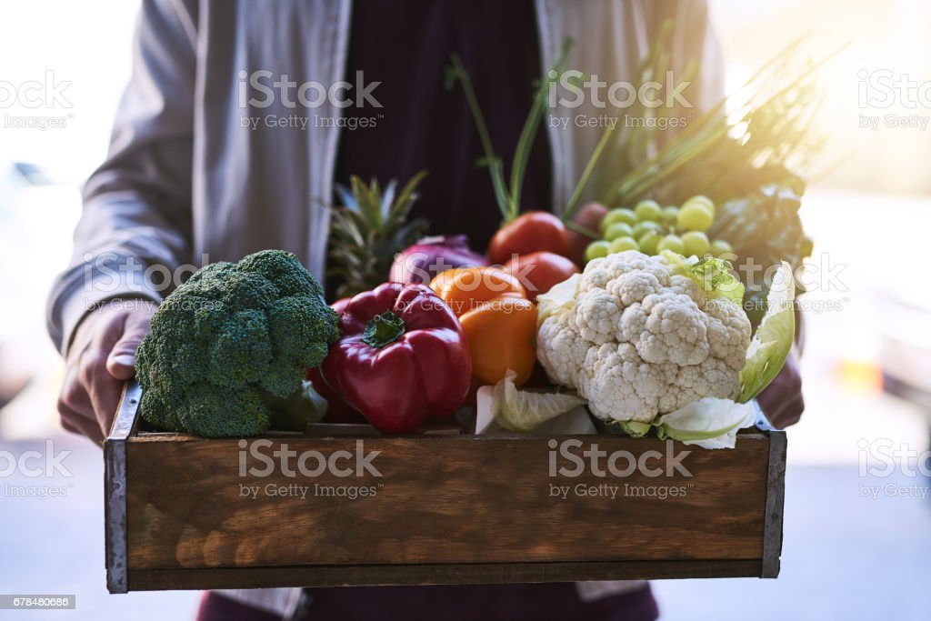 As fresh as if they were just picked - foto stock