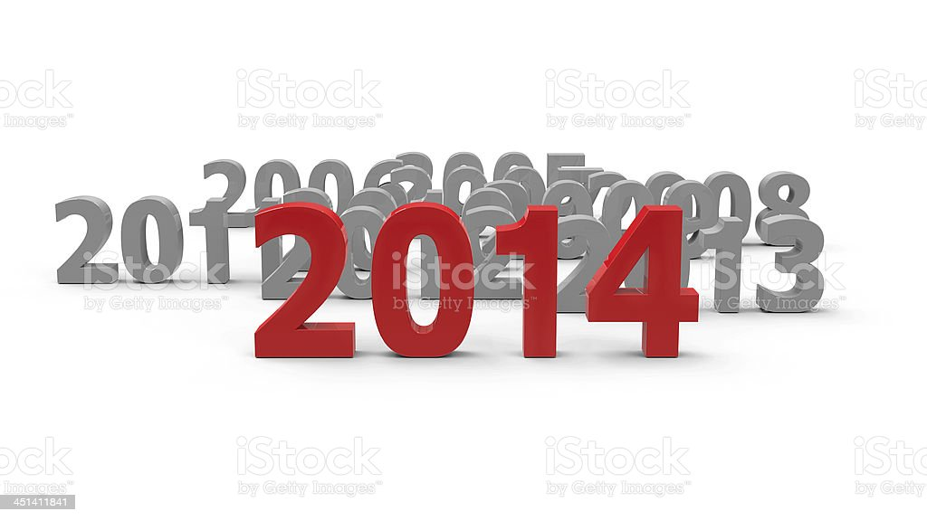2014 come stock photo