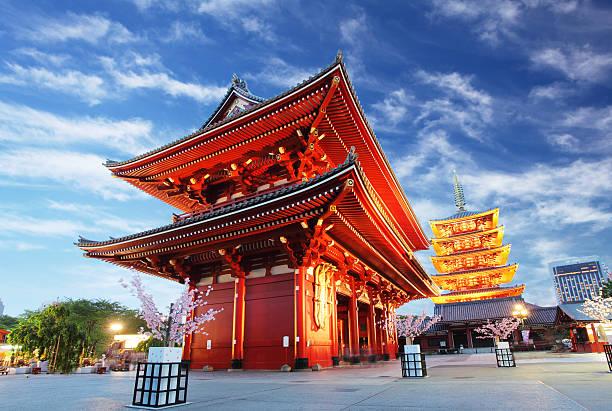 Asakusa temple with pagoda at night tokyo japan picture id471604704?b=1&k=6&m=471604704&s=612x612&w=0&h=a53nvsgqowr1acadc8 er3kld7hnmgwtwwinjyyznfw=