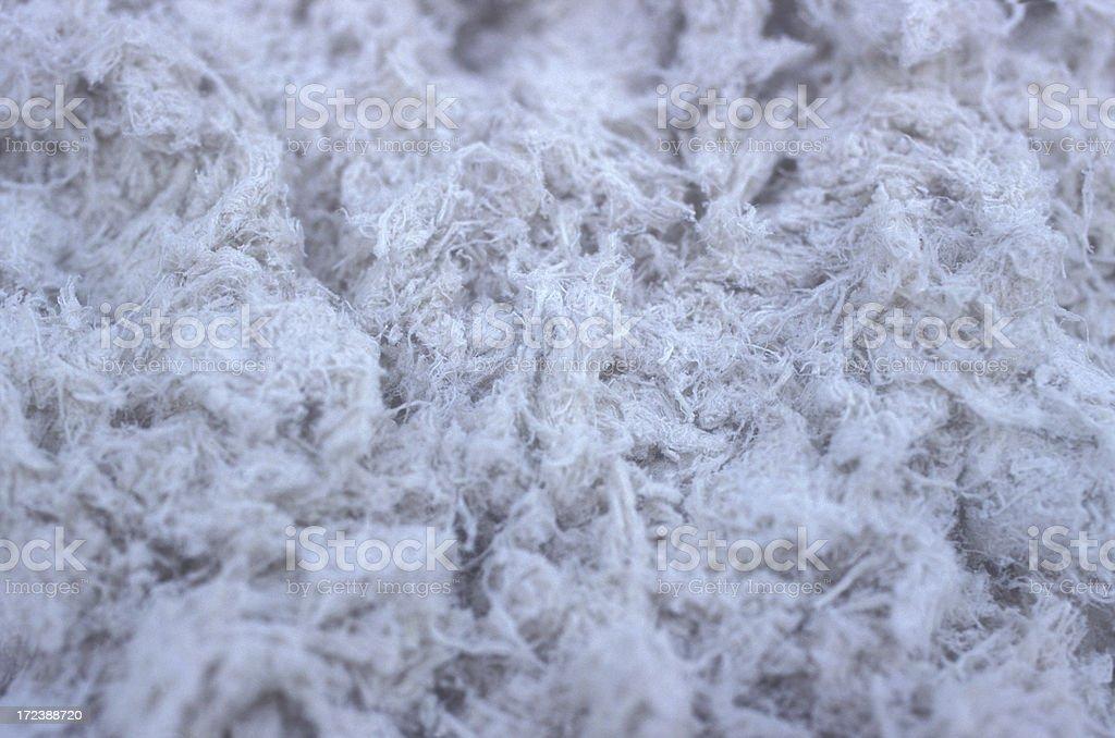 Asbest-Faser – Foto