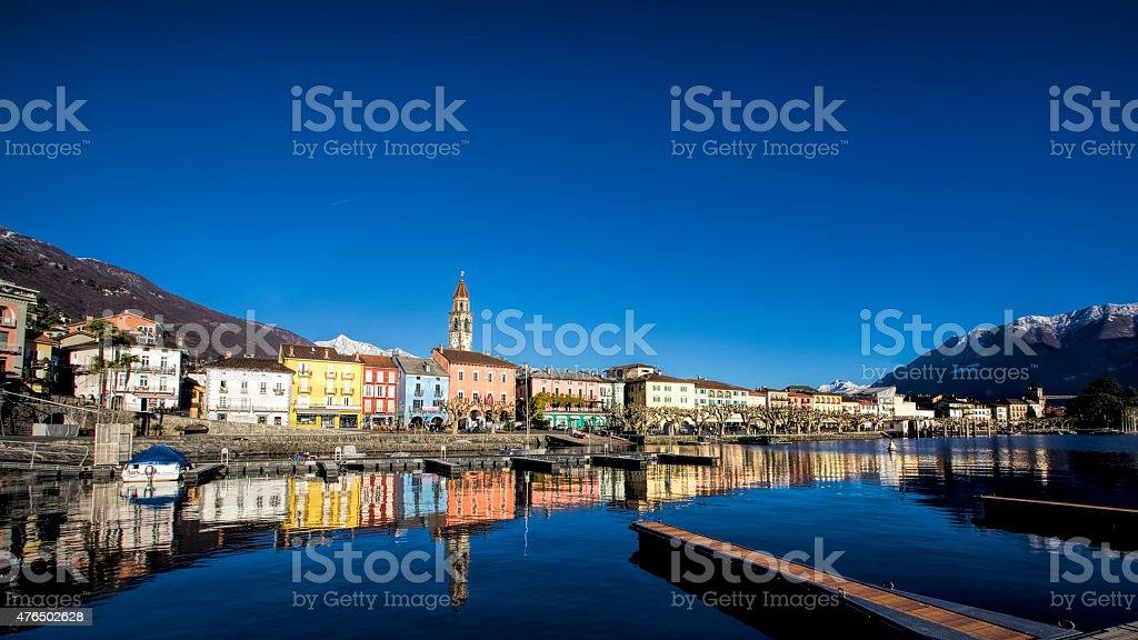 Ascona stock photo
