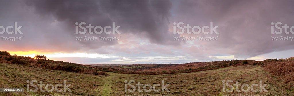 Ashdown Forest stock photo