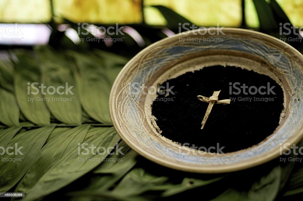 Ashes to Ashes stock photo