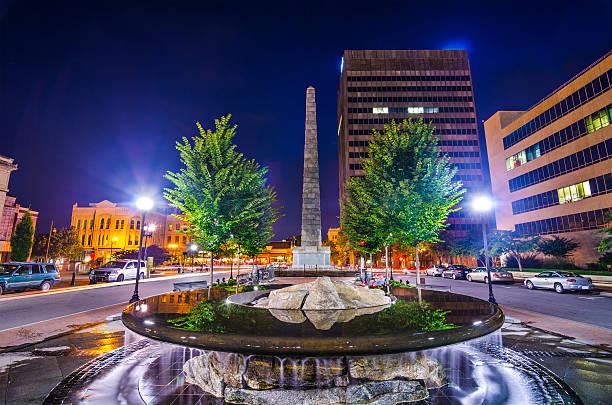 Asheville - foto de stock