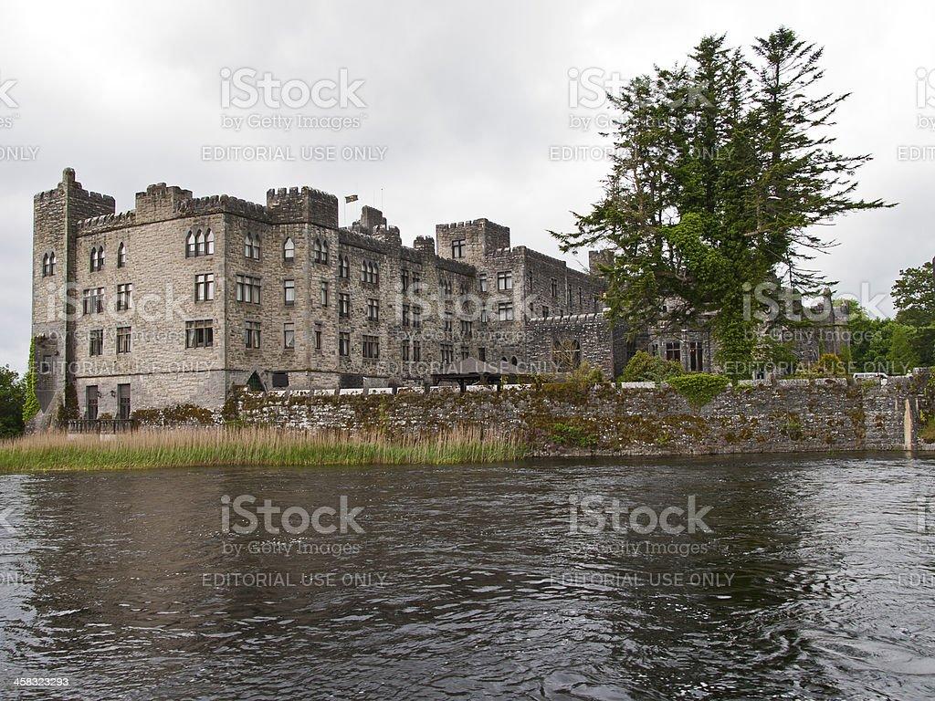 Ashford Castle stock photo