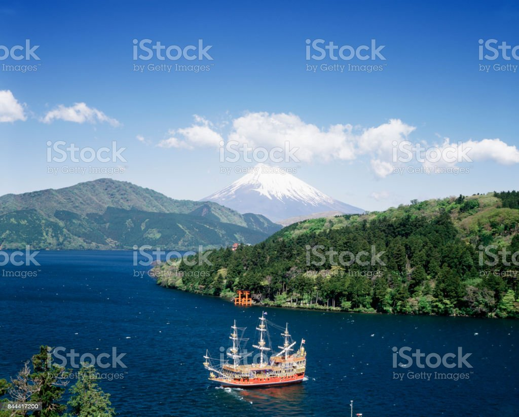 ASHI-Lake stock photo
