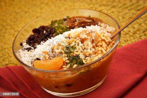 461848151 istock photo Ashura - Turkish dessert Asure 496813549