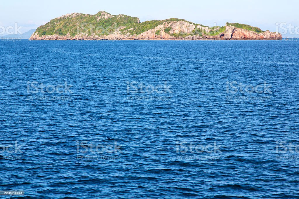 asia  myanmar  lomprayah  in thailand and south china sea stock photo