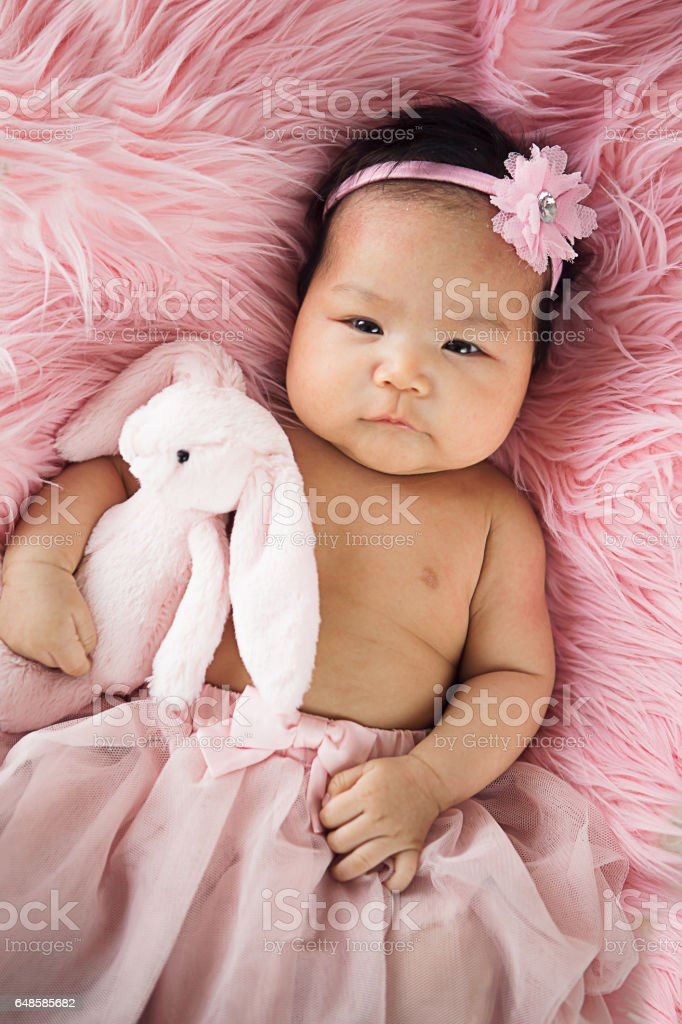 Asian baby girl pictures