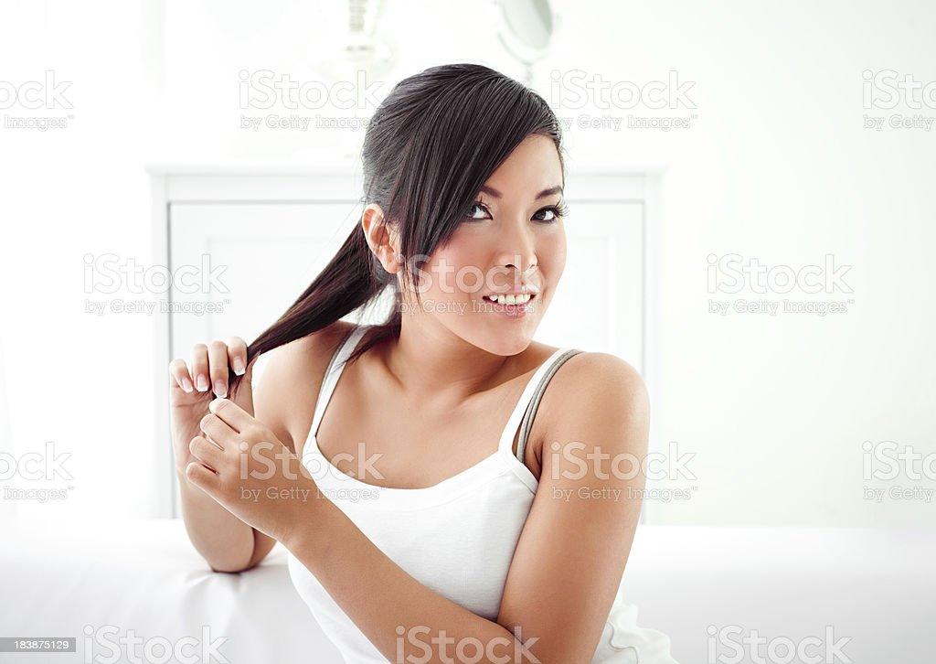 Asiatische Schönheit – Foto