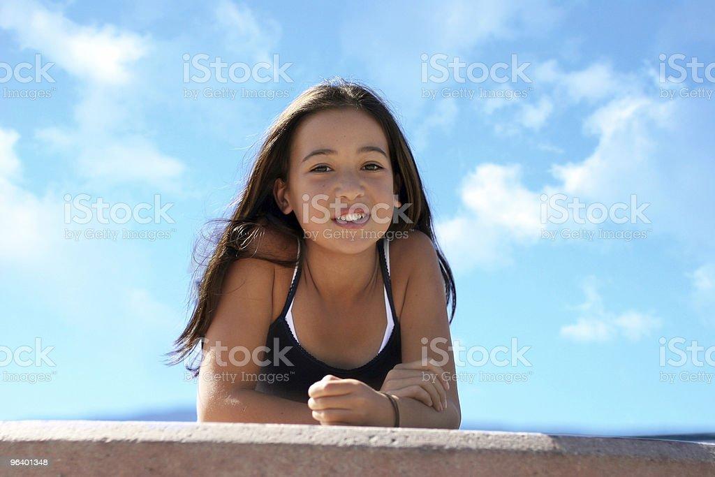 Asian beauty - Royalty-free Adolescence Stock Photo