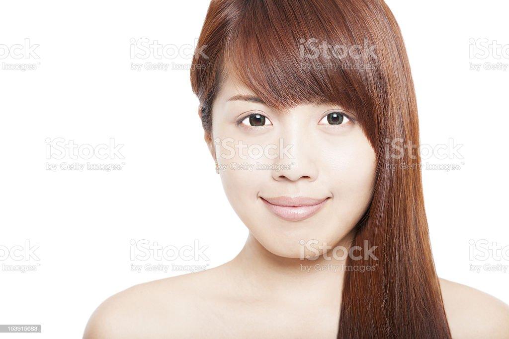 asian beauty woman royalty-free stock photo