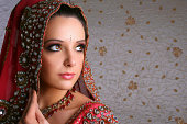 istock Asian Bride - Zaina 172370727