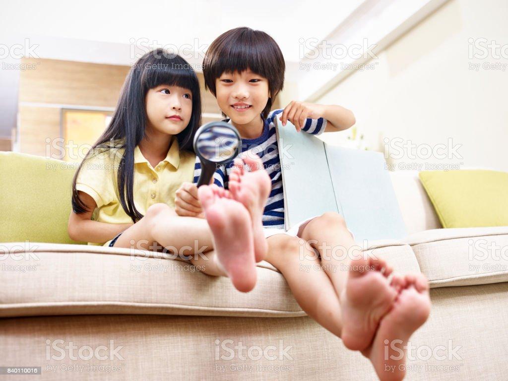 Asian Teen Foot