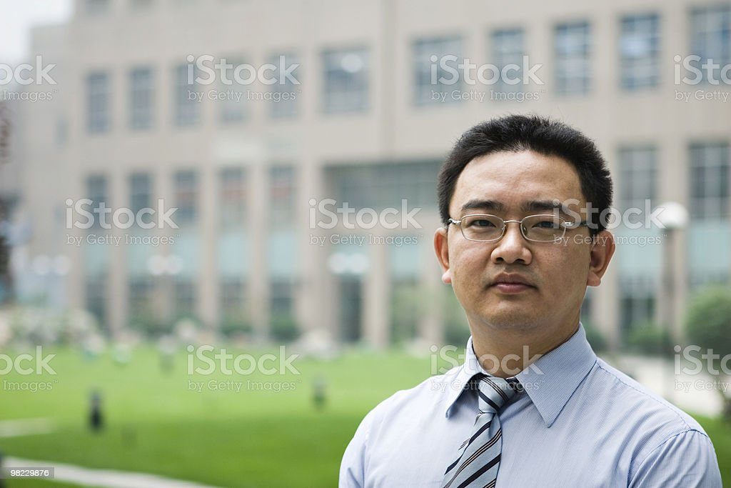 asian business executive foto stock royalty-free