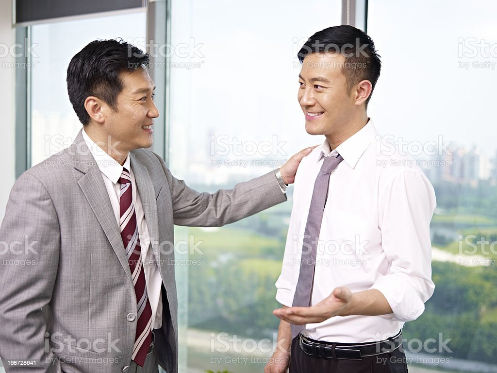 asian business people stock photo