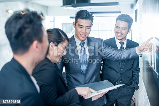 istock Asian Businessman 873894848
