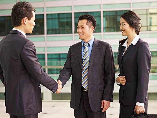 アジアのビジネスマン - 朝鮮半島 ストックフォトと画像