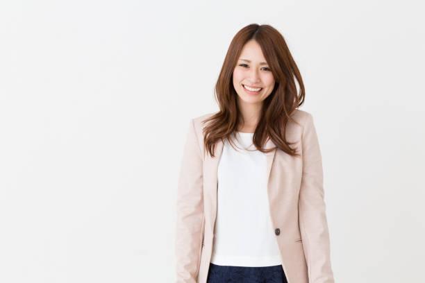 亞洲女商人 - 日本人 個照片及圖片檔