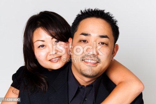 istock Asian Couple 114391690