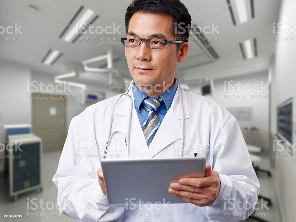 asian doctor圖像檔