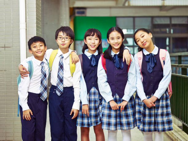 royalty free korean school uniform pictures images and stock photos