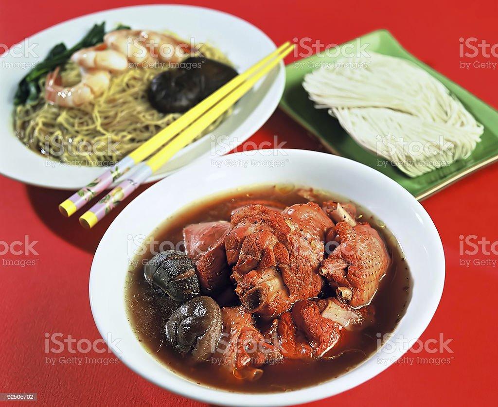 Asian Food royalty-free stock photo