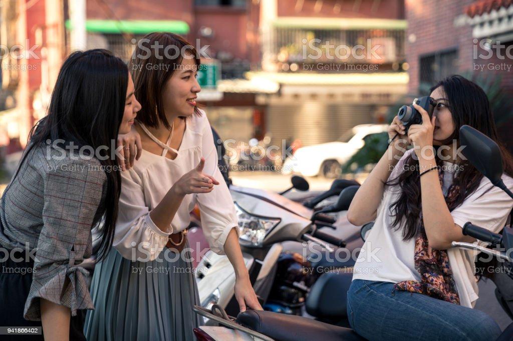 Asian meet street