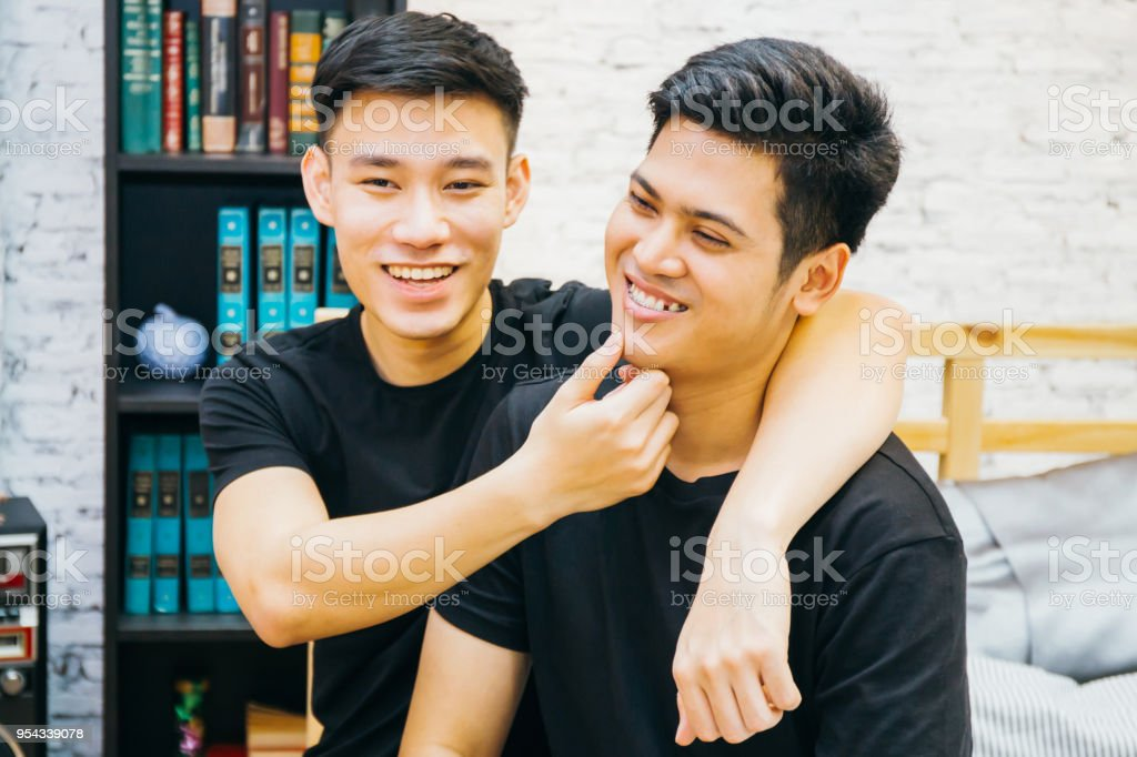 only asian gay