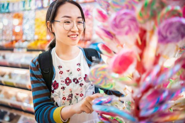 Candy shop asian Japanese Kit