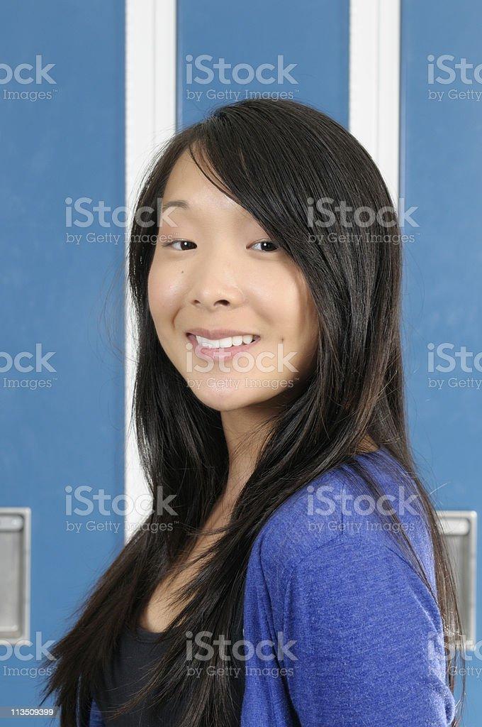 Asiatische Mädchen – Foto