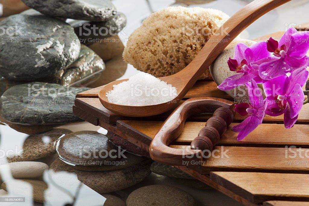 asian harmony for inner beauty stock photo