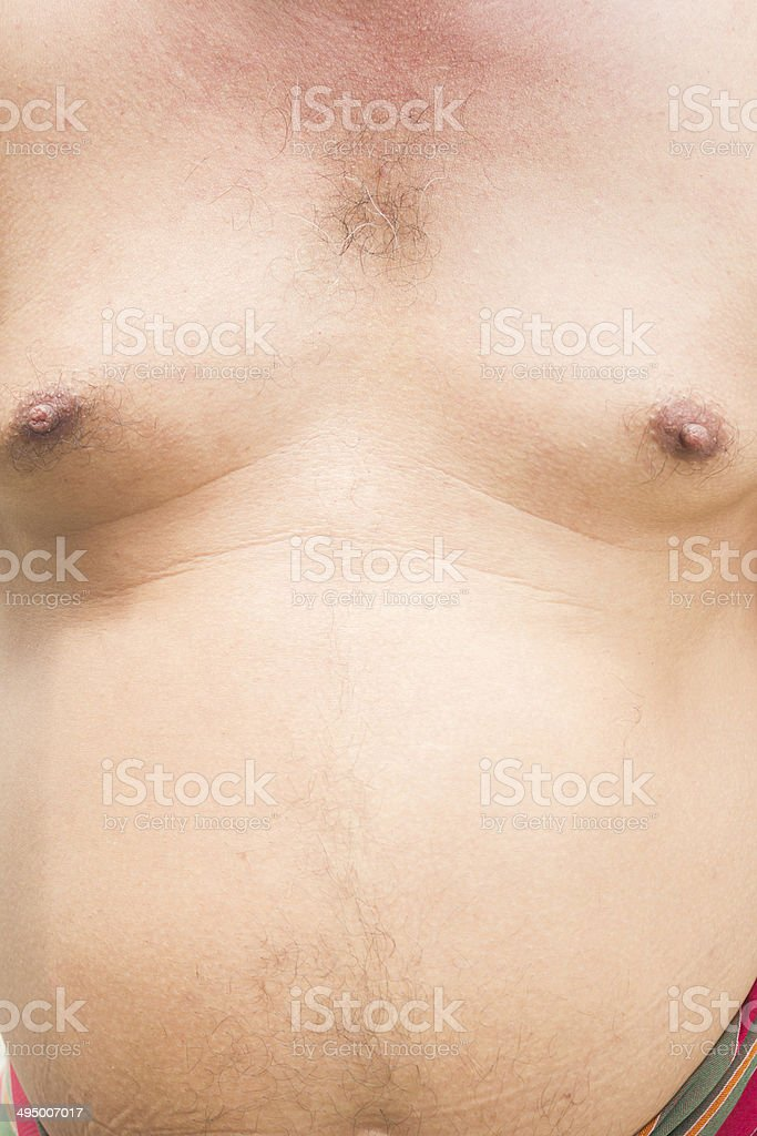 Asian human body part.