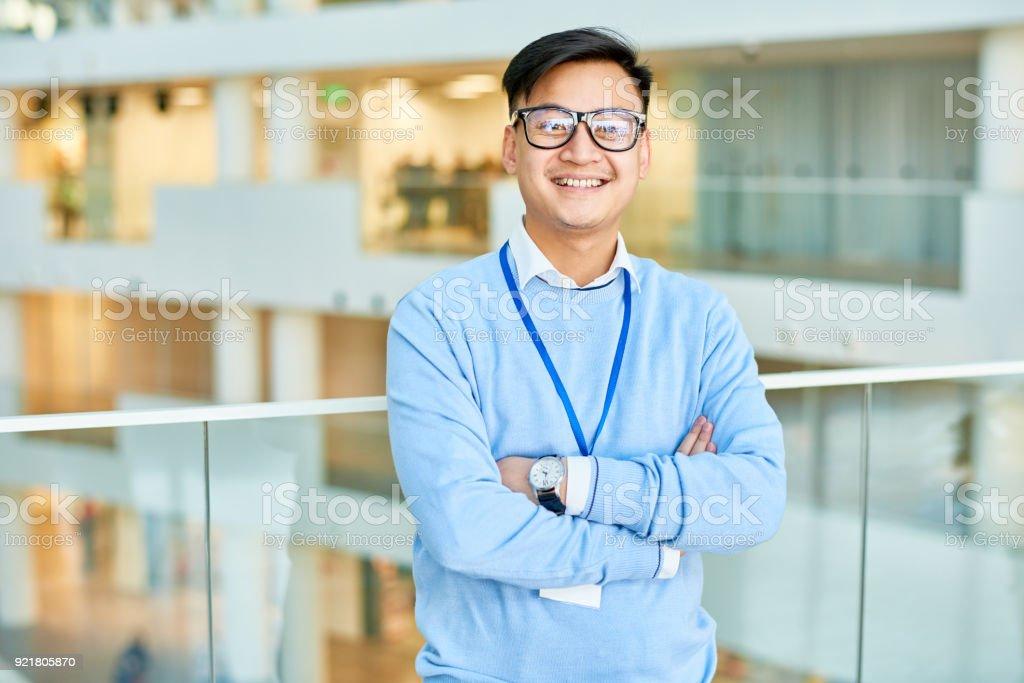 Asiatische IT-Spezialist – Foto