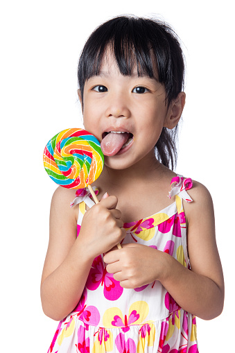 Asian Lollypop