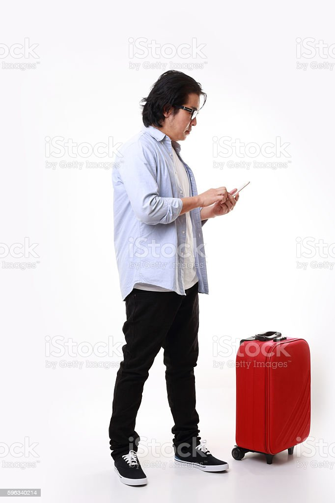 Asian Man royalty-free stock photo