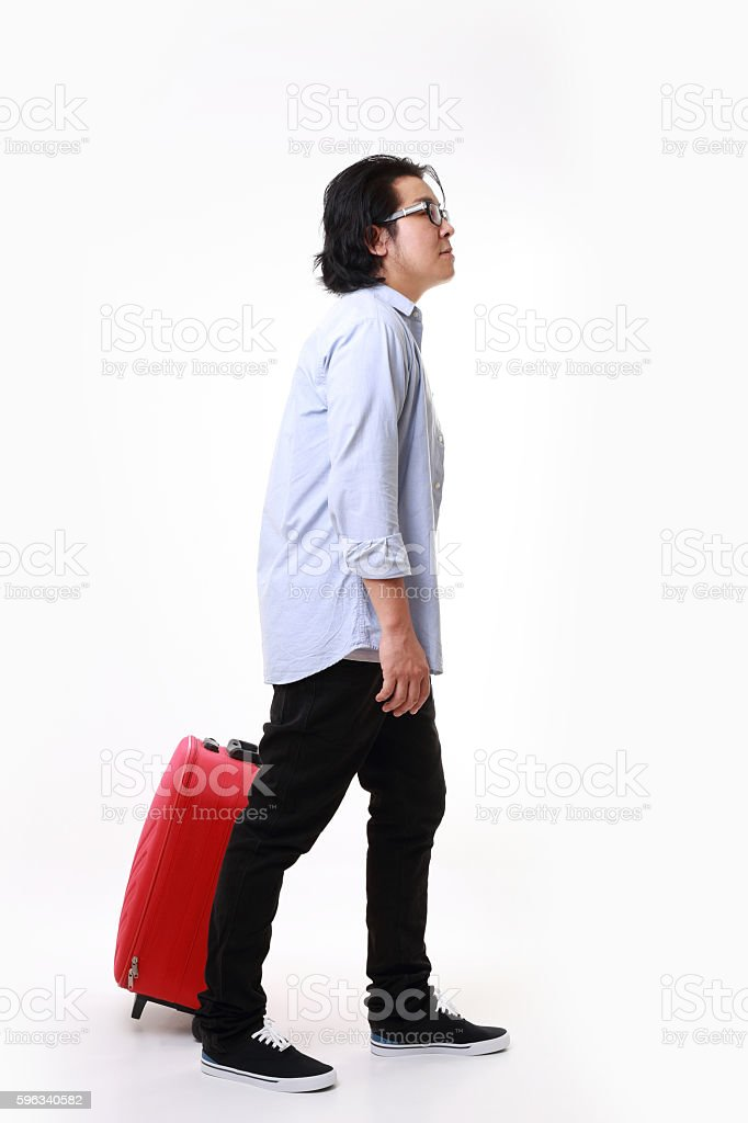 Asian Man royalty-free stock photo